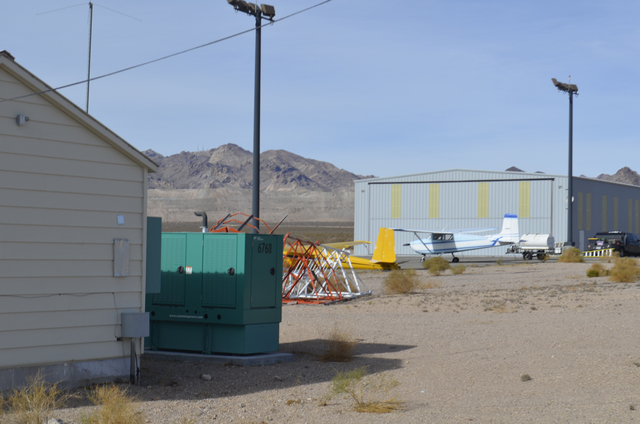 Nye County will submit an Airport Capital Improvement Plan and support information to the Federal Aviation Authority for the Beatty, Gabbs and Tonopah airports. The submission of the data sheets i ...