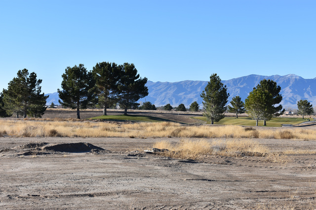 The Pahrump Regional Planning Commission approved on Jan. 11 a tentative map application for a subdivision containing 103 residential lots on an approximately 21.79-acre site in Mountain Falls. An ...
