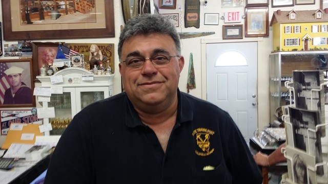 Malek Davarpanah is planning to move from Goldfield with his wife Jody due to his recent health issues. The couple had wanted to remain in town but the lack of a hospital in the area forced the de ...