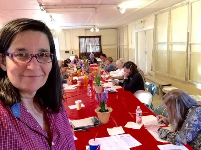"""Desert writer/scholar Ruth Nolan will help lead the """"Writing Your Inner Desert"""" workshop Feb. 18 at the second annual Celebration of the Desert through Arts and Culture Workshop in Shoshone. T ..."""