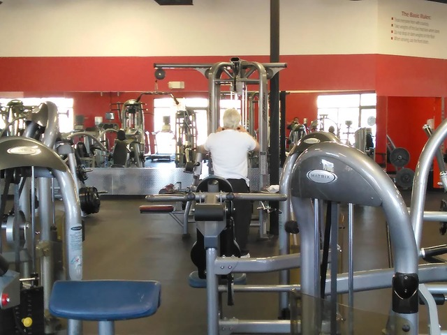 Just one person was seen working out at Custom Health and Fitness on Tuesday, Feb. 14. The property and business owner closed the business the following day due to monthly losses incurred over the ...