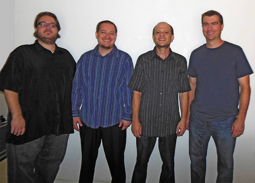 """The Shapiro Project rolls into Pahrump on March 31, as part of the Pahrump Art Council's, """"Arts Americana"""" performance series. Other acts will perform March 18 and April 7 as part of the ser ..."""