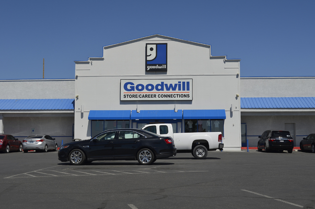 A Goodwill store located at 1205 S. Loop Road in Pahrump will have to relocate to clear space for Green Life Productions LLC's expansion of an existing medical marijuana establishment, productio ...