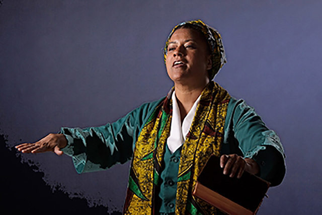 Meet Sojourner Truth at the Pahrump Valley Museum