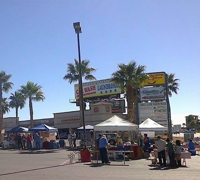 The community's weekly Farmers Market will coincide with National Farmers Market Week on Saturday. Pahrump Master Gardener Cherry McCormick said upward of 25 vendors participate in the event eac ...