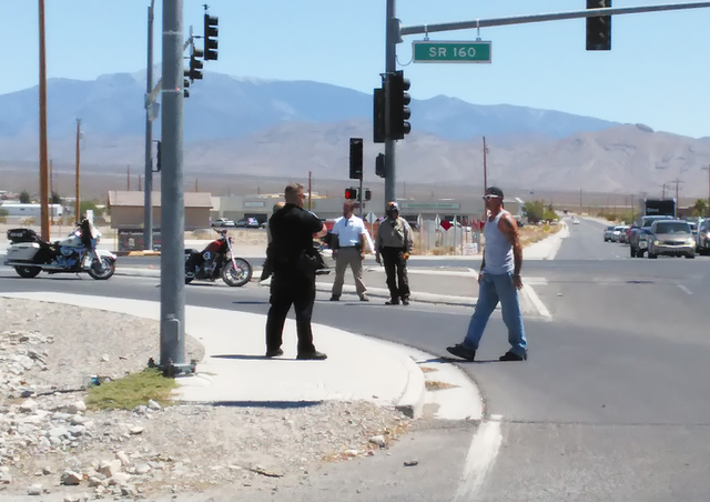 Nye County Sheriff's deputies have witnessed an increase in suspects suffering an Agitated Chaotic Event, which is characterized by extreme agitation, distress and mania, usually brought on by p ...