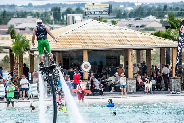 Jet pack demonstrations, swimming and paddle boarding are just a few of the activities planned for CASA's annual Luau fundraiser on Saturday Sept. 10, at Lake Spring Mountain beginning at 6 p.m. ...