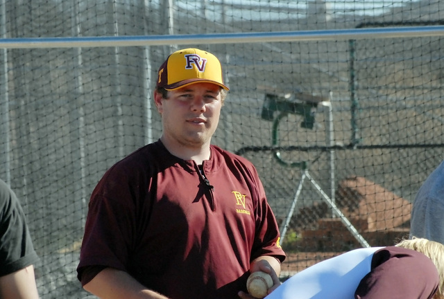 Horace Langford Jr. / Pahrump Valley Times  Ethan Wald, former junior varsity baseball coach at Pahrump Valley, was found not guilty on charges ranging from statutory sexual seduction, sexual assa ...