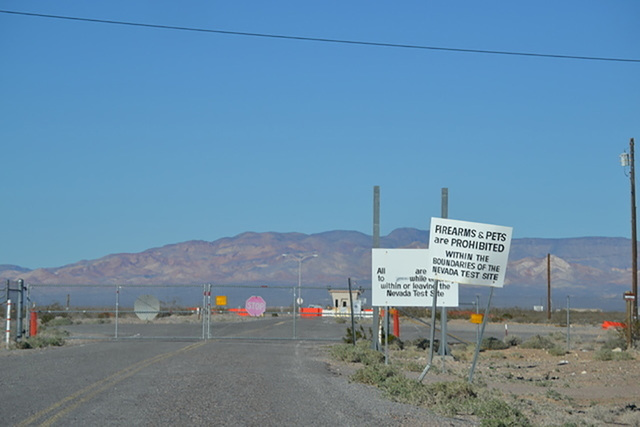 A $5 billion contract awarded to Nevada Site Science Support and Technologies to oversee management and operations at the Nevada National Security Site was rescinded Wednesday. Special to the Pahr ...