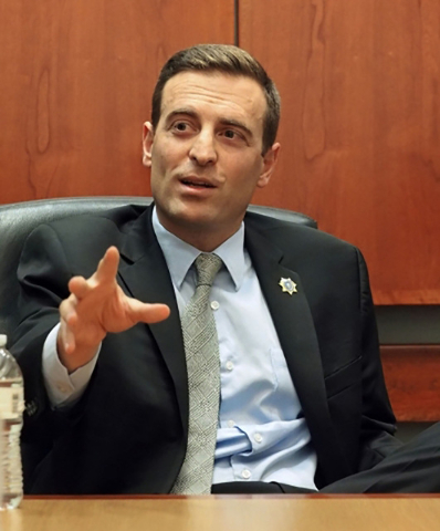 """Nevada Attorney General Adam Laxalt will visit Pahrump as part of his """"AG for a Day"""" statewide tour on Sept. 21 at 1:30 p.m., at the Nye County Commission chambers, located at 2100 E. Walt Wil ..."""