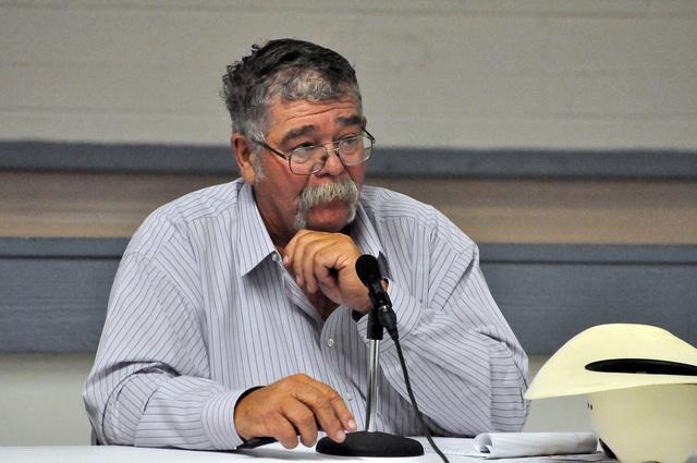 State Sen. Pete Goicoechea.