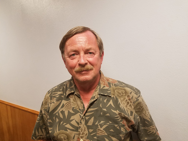Tonopah Town Board member Don Kaminski seeks a full four-year term on the board in the Nov. 8 general election. Kaminski was appointed to fill a vacancy on the board earlier this year.  David Jaco ...