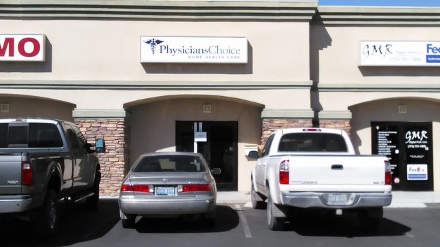 Physicians Choice Home Health Care is hosting a community celebration Friday as it commemorates 10 years of service in the Pahrump Valley.  Special to the Pahrump Valley Times
