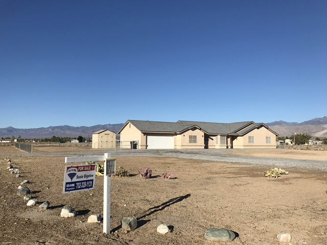 Home sales in the valley jumped a considerable amount over the previous year in September, with 44 single-family units being sold, according to the Greater Las Vegas Association of Realtors. That  ...