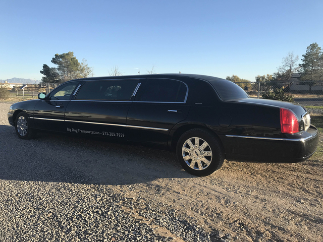 After a tragic accident involving a drunk driver nearly killed his wife, Big Dog Transportation owner Mike Chow got the idea to start a limousine service in town to escort residents around town sa ...