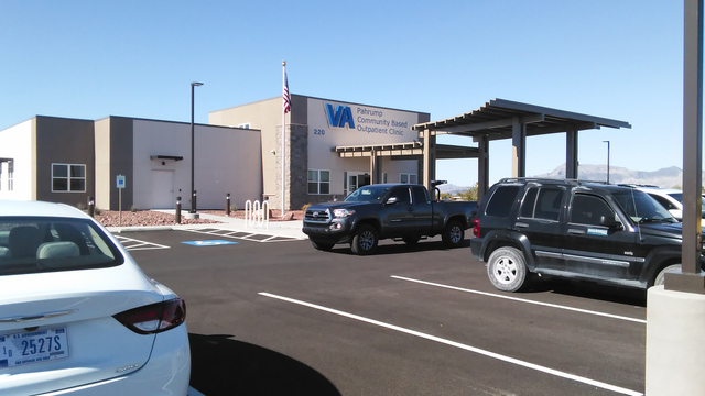 Veterans, elected officials and community leaders are scheduled to attend the clinic ribbon-cutting ceremony for the  Veterans Affairs Pahrump Community Based Outpatient Clinic. The clinic, which  ...