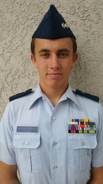 Two high school seniors applying to Air Force Academy seeking community support