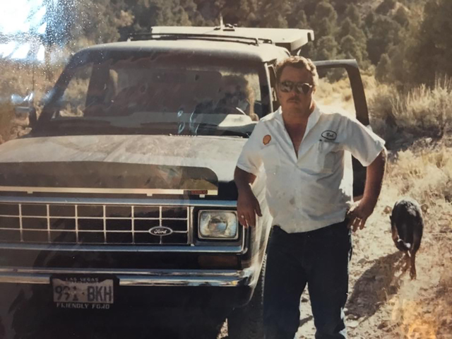 """Robert """"Bobby"""" Revert worked at the Nevada Test Site for 20 years and served 14 years on the Nye County Commission. He was instrumental in starting and funding the Nye County Town History Proj ..."""