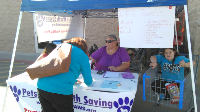 Officials with the nonprofit Pets are Worth Saving are hosting a community event and fundraiser Saturday, 10 a.m. to 4 p.m. The agency can assist pet owners with numerous services, ranging from em ...