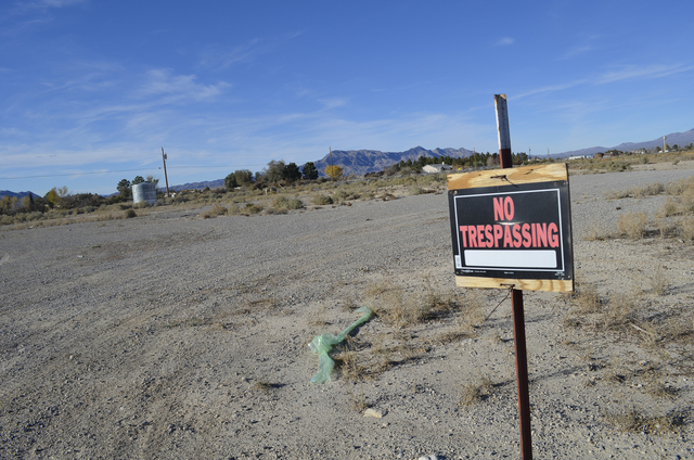 Nye County commissioners rejected the extension of time for the development agreement between Nye County and Wilson Capital Nevada for the Pine Lakes Estates development. No construction has happe ...