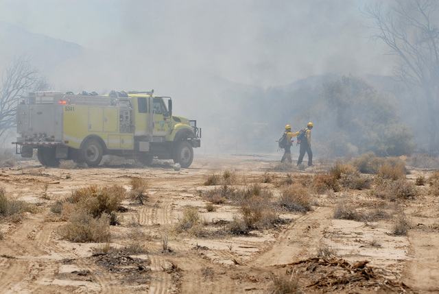 The Bureau of Land Management Ely District is looking to hire temporary seasonal firefighters. Applications will be accepted through March 28, but any submitted by Jan. 10, will receive first cons ...