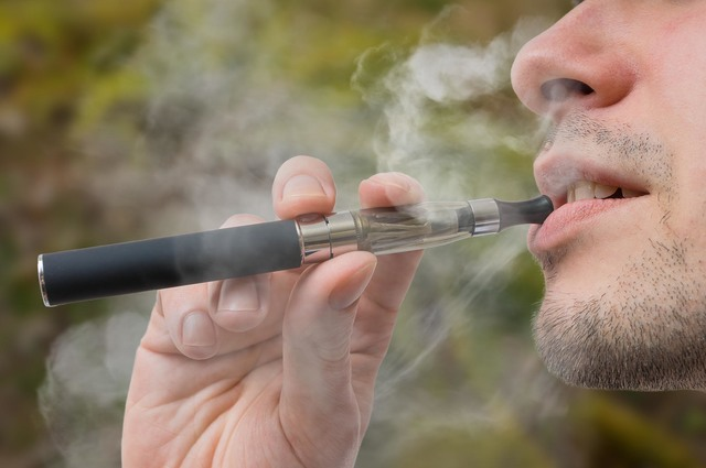 Nye County employees will be able to use e-cigarettes within the county's properties after a policy change approved by Nye County commissioners this month. THINKSTOCK