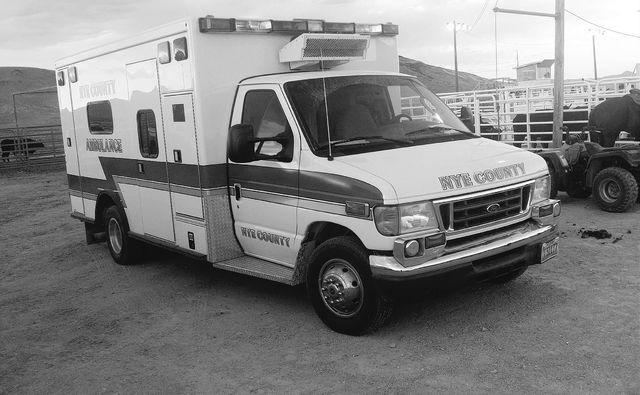 Do Tonopah residents want an ambulance?