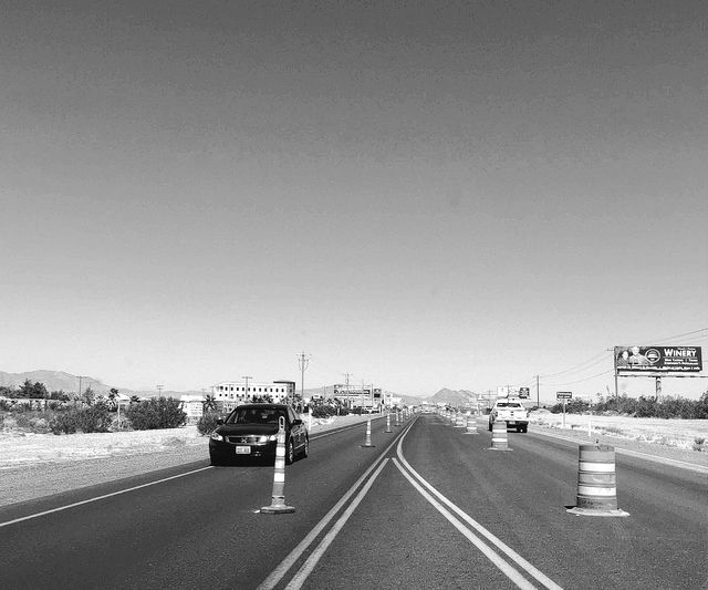 Widening of 1.75-mile stretch of highway underway