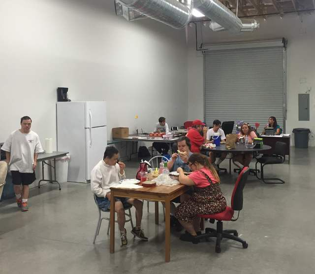 Progressive Choices, Inc. helps local adults with special needs learn job skills and gain them employment opportunities in the valley.  Mick Akers/Pahrump Valley Times
