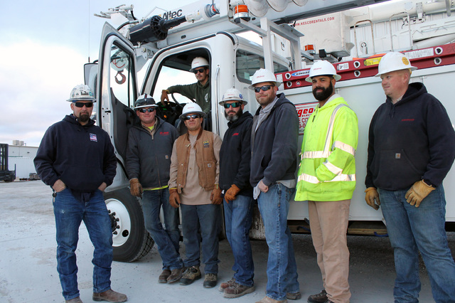 Valley Communications Association continues to bulk up its staff in order to keep pace with the expanding demand for wireless broadband service in the area.   Special to the Pahrump Valley Times