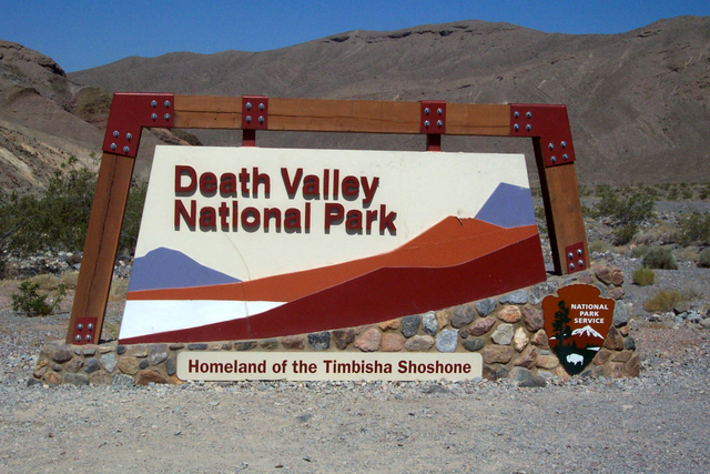 Courtesy of Death Valley National Park