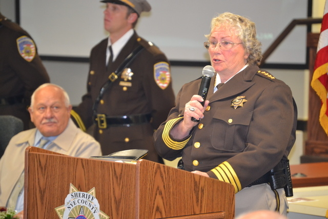 Sheriff responds to public safety cuts | Pahrump Valley Times