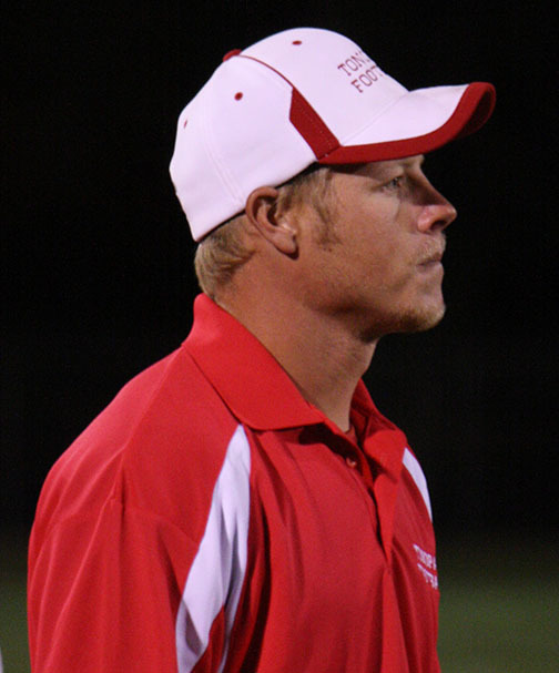 Muckers football coach Duffy Otteson was invited to coach special teams for the West team at the 2017 Annual Max Emfinger All-American Game.  Penny Otteson special to the Times-Bonanza & Goldf ...