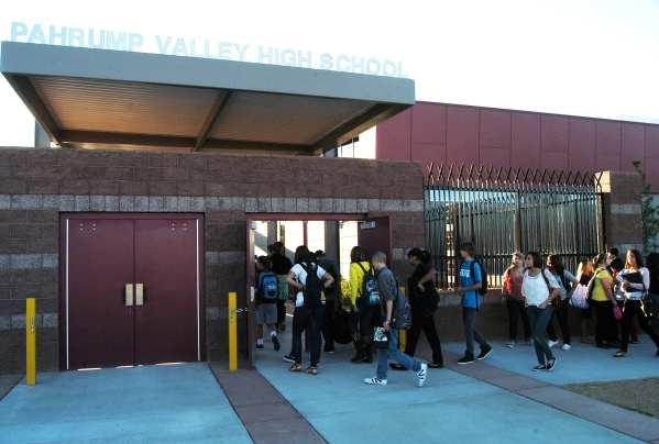 Student performances, prizes and games on tap for the 2nd annual Nye County School District Back to School rally at Pahrump Valley High School. The event is scheduled for Monday Aug. 1, from 6:30- ...