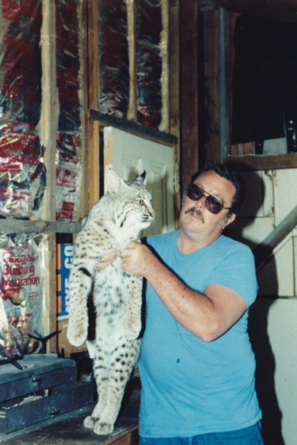 Special to the Pahrump Valley Times  Bobby Revert was a trapper and one day found himself taking care of a bobcat. He often used to trap to teach his children life lessons, like fighting for what  ...