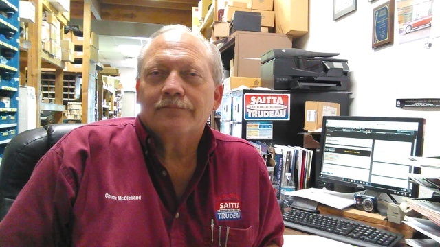 Saitta Trudeau Auto Service Manager Chuck McClelland advises area motorists can save much time, money and headaches by simply having their vehicle serviced on a regular basis throughout the year.  ...
