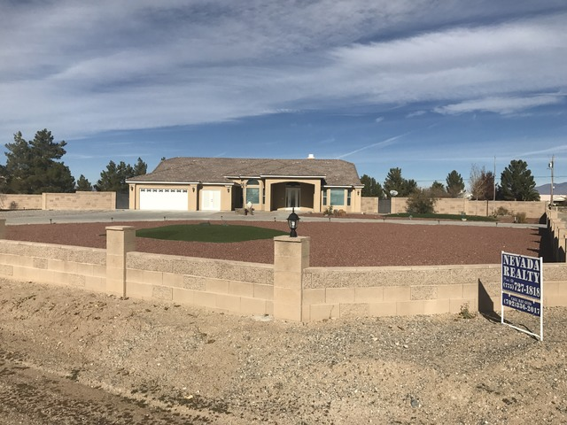 November saw 33 homes sold in Pahrump for an average of $188,903, with both those marks eclipsing November 2015, according to the Greater Las Vegas Association of Realtors. For the year there have ...