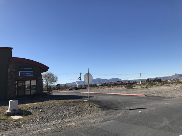 Fast food giant Jack in the Box plans to construct a restaurant in Pahrump, set to be located at 640 S. Highway 160, which is located between China Wok Buffet and Tire Works, across from the Taco  ...
