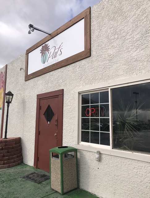"""Pat's Courtyard Bar, formerly known as Paddy's Pub, was remodeled as part of Spike TV's """"Bar Rescue"""" show. The name, exterior, interior and bar area, including adding signature drinks an ..."""