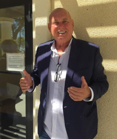 Assembly District 36 candidate, Dennis Hof kicked his campaign into high gear, launching a multi-media blitz aimed at attacking opponent James Oscarson and his tax vote history, among other issues ...