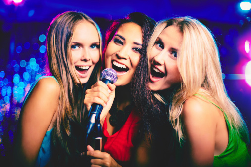 There is a karaoke event available every night of the week somewhere in Pahrump THINSTOCK
