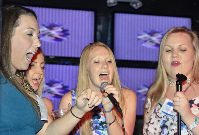 Karaoke: Wednesday and Saturday, 5 p.m. to 9 p.m., VFW, 4651 S. Homestead Road, 775-727-6072.