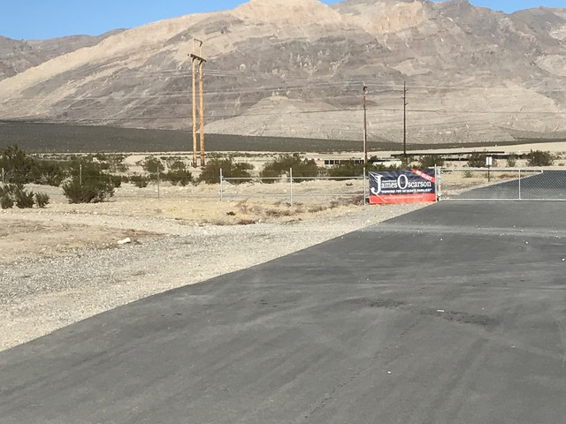 Thursday is the last day that political signs can be displayed on state road rights of way, according to the Nevada Department of Transportation. State law says any political signs posted on priva ...