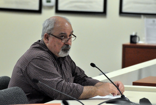Nye County Planning Director Darrell Lacy said that the Basin Avenue gravel pit is the only gravel pit that Nye County has under lease within the Pahrump Regional Planning District. Lacy said Nye  ...