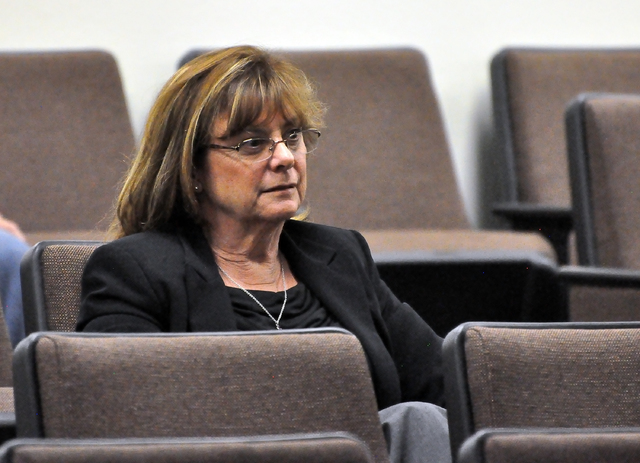 Arlette Ledbetter, tourism director for the town of Pahrump, said a subcommittee will be tasked with identifying a source of revenue to continue the marketing efforts on behalf of the town. The su ...