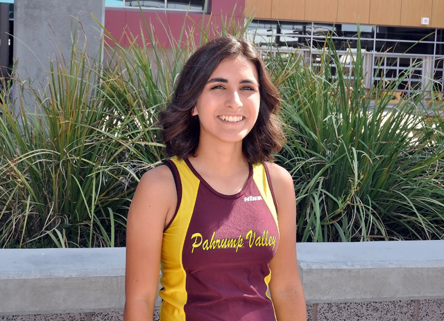 Horace Langford Jr. / Pahrump Valley Times  Alicia Quiroz