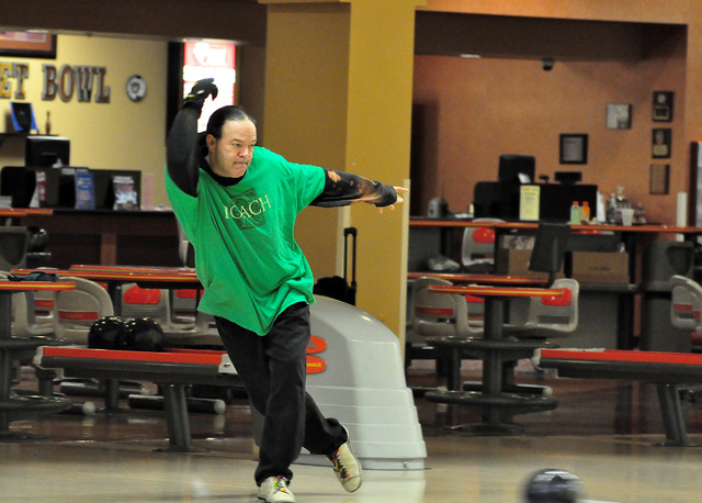 Bowler Nocky Roach passed away last year on Feb. 14. The family will have the second annual Nockman memorial bowling tournament to raise money for charity on March 12 at the Pahrump Nuggett Bowlin ...