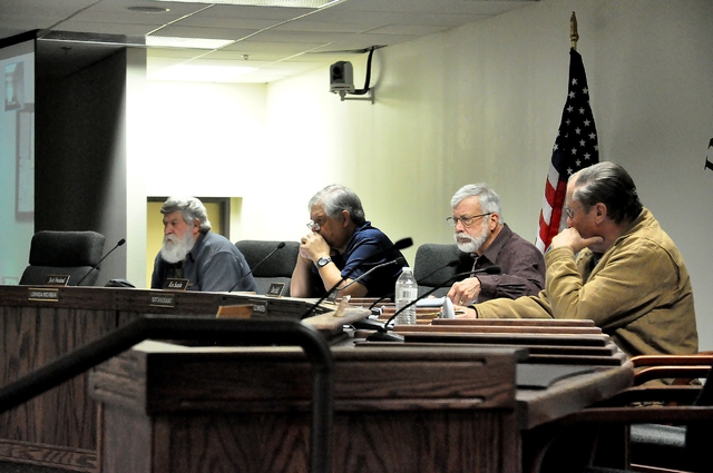 Nye County Water District Governing Board approved a contract with Reno-based Shaw Engineering. The firm will provide engineering services to the county in regards to the Basin 162 Groundwater Man ...