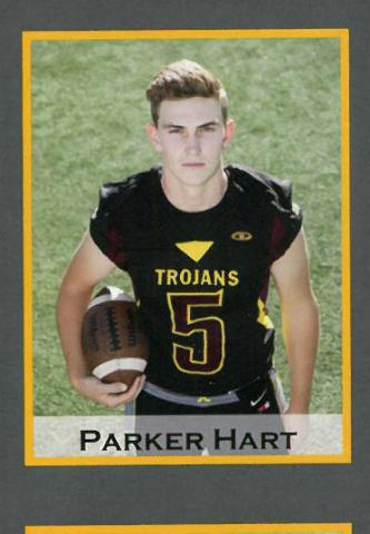 Senior Parker Hart