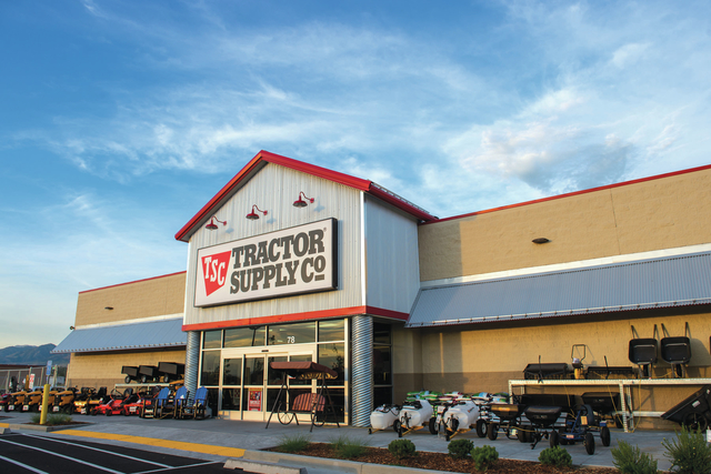 Tractor Supply Co., the biggest chain of rural lifestyle stores in the U.S. wants to open its first Southern Nevada store in Pahrump.  Special to the Pahrump Valley Times